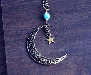 moon, beautiful, and Hot image