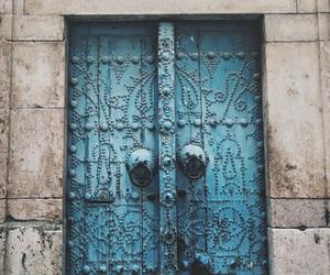 tunisia, beautiful, and blue image