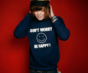 christofer drew, never shout never, and nevershoutnever image