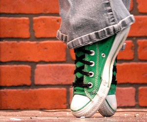 ballet and converse image