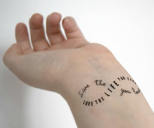 motivational, positive, and ink image