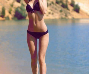 body, summer, and bikini image