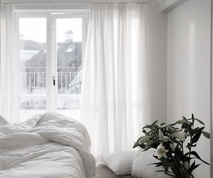 interior, summer, and white image