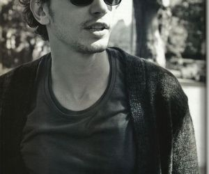 james franco, black and white, and sexy image
