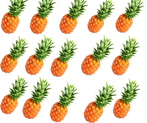 beautiful, pineapple, and FRUiTS image