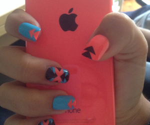 apple, iphone, and iphone5c image