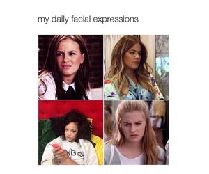funny, rihanna, and face image