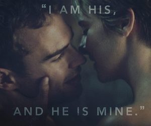 insurgent, four, and love image