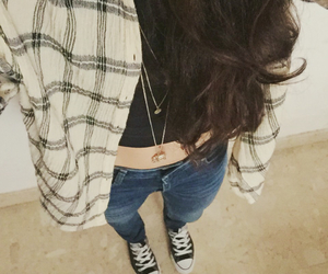 chill, converse, and crop image