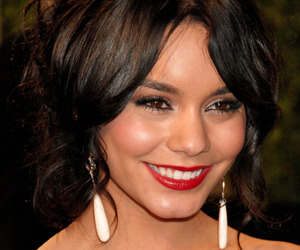 black hair, vanessa hudgens, and event image
