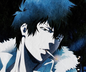 anime, enforcer, and psycho pass image