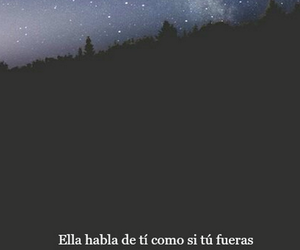 love, stars, and frases image