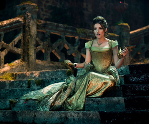 cinderella, into the woods, and anna kendrick image