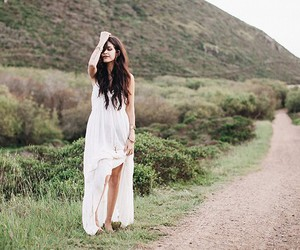 dress, girl, and freepeople image
