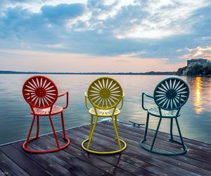 chairs, colors, and ses image