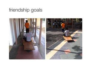 friendship and funny image