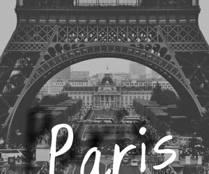 amor, paris, and torre image