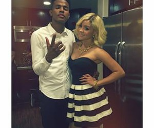 trevor jackson and stacey ray image
