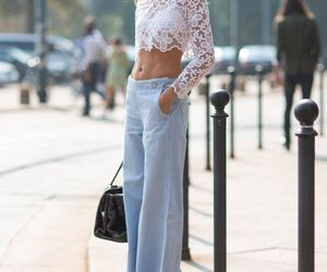 70's, pastel, and street style image