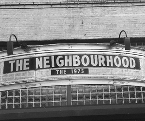 the 1975, the neighbourhood, and music image