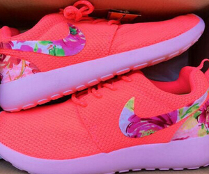 nike, shoes, and nike roshe run image