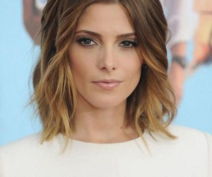 hair, hairstyle, and ashley greene image
