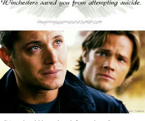 supernatural, sam and dean, and imagines image