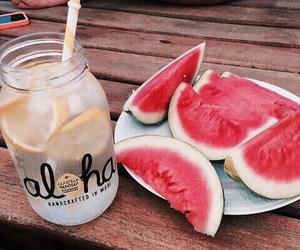 fruit, girly, and lemonade image
