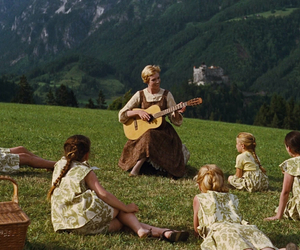 julie andrews and the sound of music image