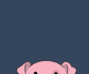 pig, wallpaper, and gravity falls image