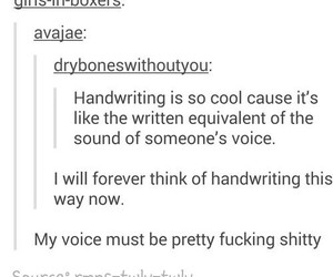 cool, handwriting, and sound image