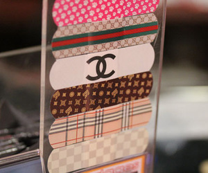 chanel, Burberry, and gucci image