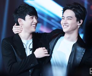 JB and JR image