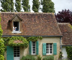 country, france, and weekend image