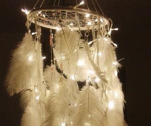 light, Dream, and white image