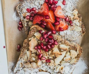 food, dessert, and healthy image