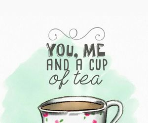 cup of tea quote image