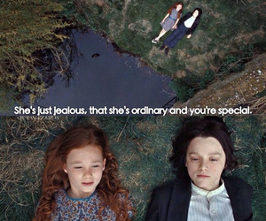 harry potter, severus snape, and lily evans image