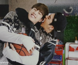mark, got7, and markson image
