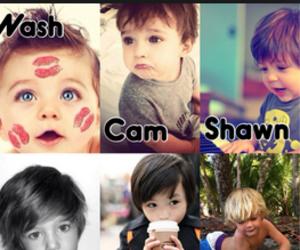 baby, magcon, and magcon boys image