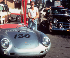 german, james dean, and photography image