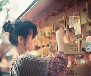 asian girl, japan, and japanese girl image