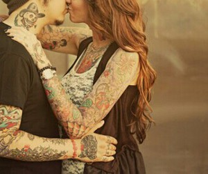 beautiful, life, and tattoo image