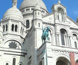 beautiful, church, and sacre couer image