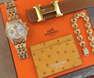 hermes and gold image