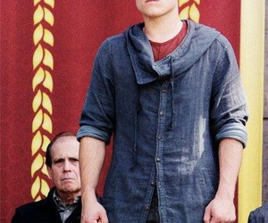 josh hutcherson, catching fire, and the hunger games image