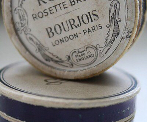 vintage, bourjois, and london image