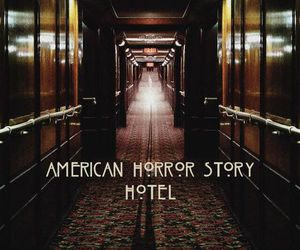 american horror story, ahs, and hotel image