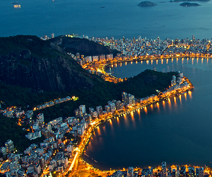 city, beautiful, and rio image