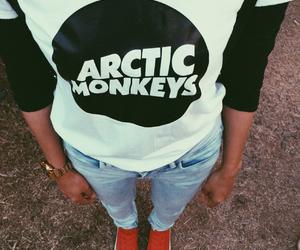 am, arctic monkeys, and art image
